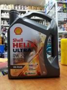 Shell Helix. 0W-20, синтетическое, 5,00л.
