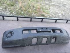 Оригинальный передний бампер Nissan Patrol Y61 с железом