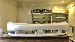 Бампер Toyota caldina