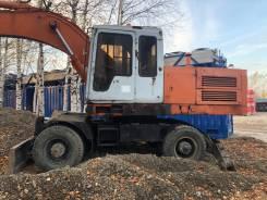Уралвагонзавод ЭО-33211А. Продаётся колёсный экскаватор ЭО-33211А, 0,80куб. м.