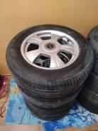 Продам комплек колес с литьём