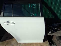 Дверь задняя правая Toyota Corolla Fielder, NKE165G, NRE161G, NZE161G