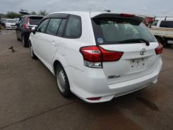 Бампер задний Toyota Corolla Fielder, NKE165, NKE165G, NRE160, NRE161,