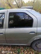 Дверь задняя левая Renault Logan 2011