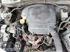Двигатель Renault Logan 2011 K7J 1.4