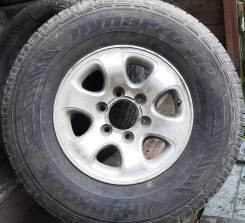 Колеса 265/70R15