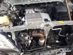 Двигатель Toyota Harrier MCU10. 1MZFE. Chita CAR