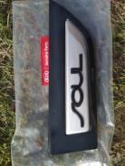 Накладка крыла переднего правого Kia Soul 87772B2100