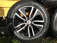 """Зимние колеса на литых дисках R17 Lifan X60. x17"""" 5x114.30"""