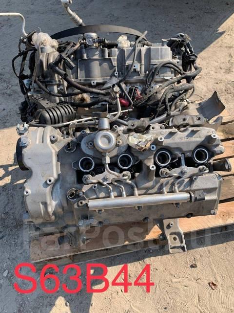 Двигатель бмв F15 4.4 S63B44 комплектный