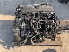 Двигатель БМВ G30 F15 3.0 как новый B57D30 4WD