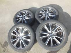 Комплект оригинальных колес Mazda CX-3 215/50R18 во Владивостоке