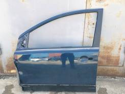 Дверь передняя левая голая Nissan Note (E11, 2006-13)