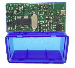 Адаптер bluetooth, OBD 2 (ELM 327) (mini) (ver. 2.1)