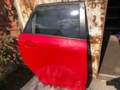 Дверь боковая правая задняя Toyota Ractis