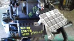 Двигатель Toyota Vitz SCP 90 2SZ-FE.