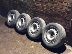 Колеса R15 195/65/15 Bridgestone Blizzak Revo 1