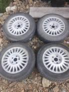 Колёса шипованные на штатном литье Toyota 195/65R15