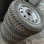Колеса R14, 4/98, шины 175/65 Goodyear