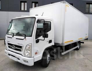 Hyundai. Грузовой фургон HD78 QX 9. Mghty, 4 000куб. см., 6 000кг., 4x2