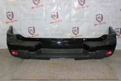 Задний бампер на Chevrolet TrailBlazer 2004г GMT360