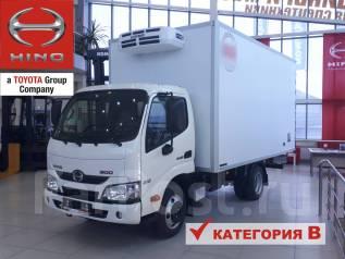 Hino 300. HINO 300 фургон-рефрижератор, 4 009куб. см., 1 500кг., 4x2. Под заказ