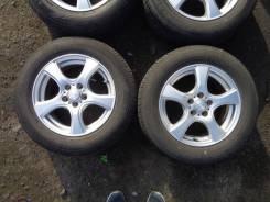 Комплект колес Dunlop 195/65/15 на литых дисках