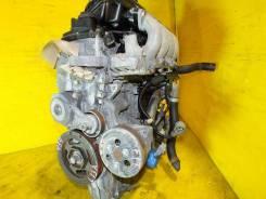 Двигатель Honda FIT GE6 L13A 2009 г. в. пробег 65478 км.