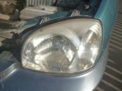 Фара левая Hyundai Santa Fe (SM)/ Santa Fe Classic 2000-2012