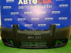 Бампер передний Chevrolet AVEO T250 4D 2006- Страна Корея