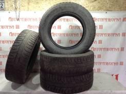 Bridgestone Ice Cruiser 7000. зимние, шипованные, б/у, износ 70%