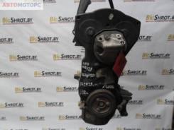 Двигатель Peugeot 206 2001, 1.6 л (NFU 10FXZF)