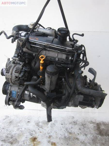 Двигатель Volkswagen Bora 2002, 1.9, Дизель (ATD)