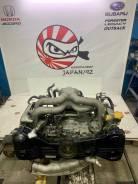 Двигатель EJ204 (Пробег - 81 т. км) рестайлинг Subaru Legacy BL5 #4