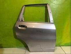 Дверь задняя правая Honda Jazz 2