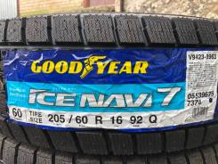 Goodyear Ice Navi 7, 205/60R16