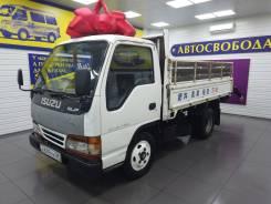 Isuzu Elf. У нас самые адекватные цена на данные грузовики., 4 300куб. см., 3 000кг., 4x2