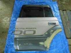 Дверь задняя левая на Toyota Land Cruiser Prado 95