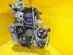 Двигатель Mitsubishi EK Wagon H82W 3G83 Пробег 89554 км