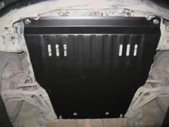 Защита картера и КПП Toyota bB, Probox / Succeed 2-4WD, IST 2000-2014 сталь 2мм
