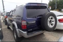 Бампер задний по частям на Toyota Hilux Surf 185