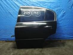 Дверь зад лево KH3 (черный) дефект Nissan Skyline V35 HV35 NV35 PV35