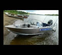 Wyatboat. 2020 год, длина 4,30м., двигатель без двигателя, 40,00л.с., бензин. Под заказ