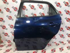 Дверь задняя левая Toyota Auris ZRE154