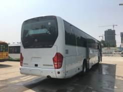 Yutong ZK6121H. Ютонг ZK 6121 HQ туристический междугородний автобус, 57 мест, В кредит, лизинг