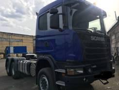 Scania G480. Продам седельный тягач Scania 6x6, 12 740куб. см., 33 500кг., 6x6
