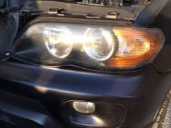 Фары BMW X5 E53 рестайл