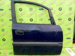 Дверь передняя правая Opel Zafira A (99-04г) голое железо