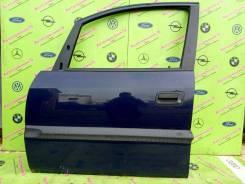 Дверь передняя левая Opel Zafira A (99-04г) голое железо