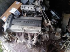 Двигатель 4G63 Mitsubishi Lnacer/Outlander